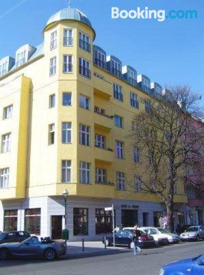 Apartment in Berlin with heating