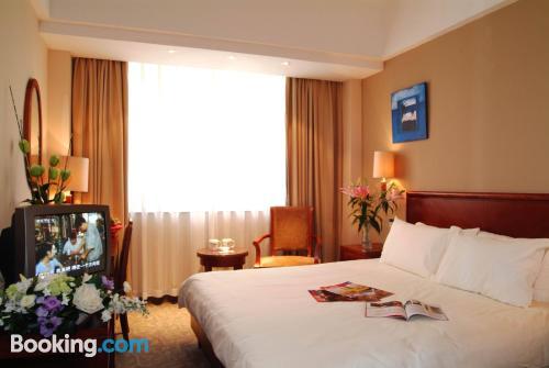 Bonito apartamento dos personas en Qingdao