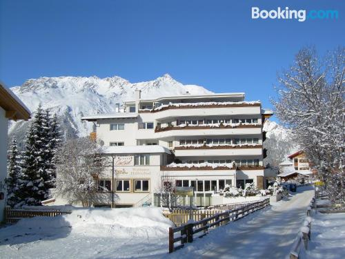 1 bedroom apartment in Nauders. For 2