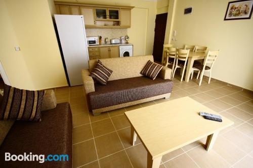 1 bedroom apartment in Didim with terrace