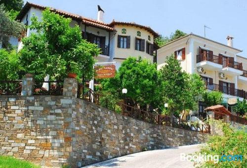 Apartamento en Agios Ioannis Pelio con terraza y internet