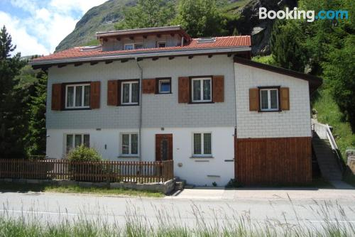 Apartment for six or more in Bivio. Cute!