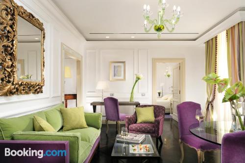 Acogedor apartamento en Roma, bien ubicado