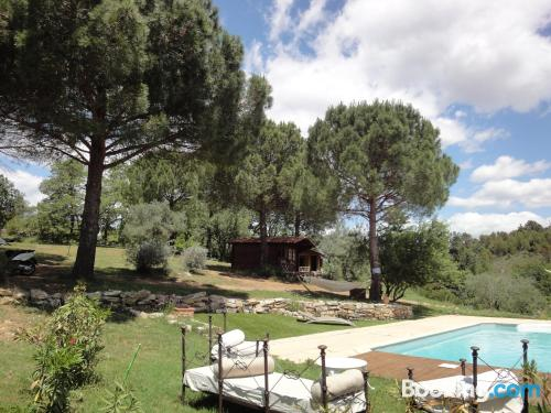 Dream in Saint-Christol-lès-Alès with pool and terrace