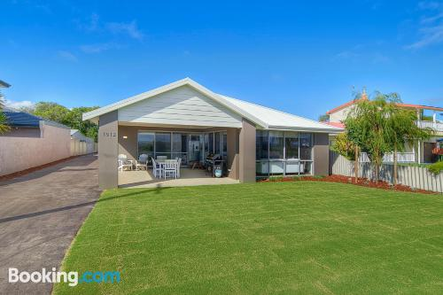 Family friendly apartment. Busselton at your hands!