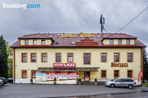 Baby friendly apartment in great location of Ustroń