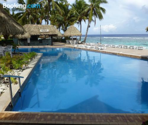 Place in Rarotonga with two bedrooms