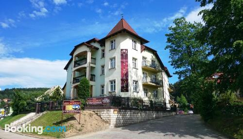 Place in Kudowa-Zdrój great for couples
