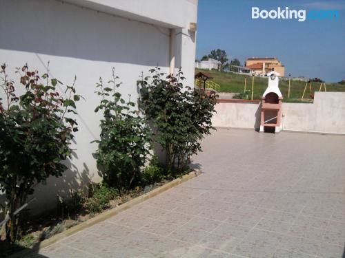 Place in Ahtopol. Wifi!