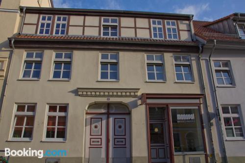 Apartamento con vistas en zona increíble de Stralsund