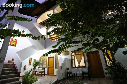 Apartamento en Puerto Ayora con piscina