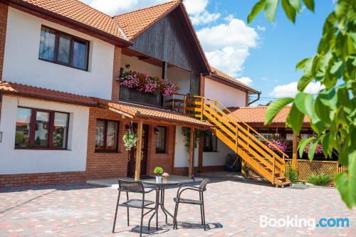 Place with terrace in Oradea.