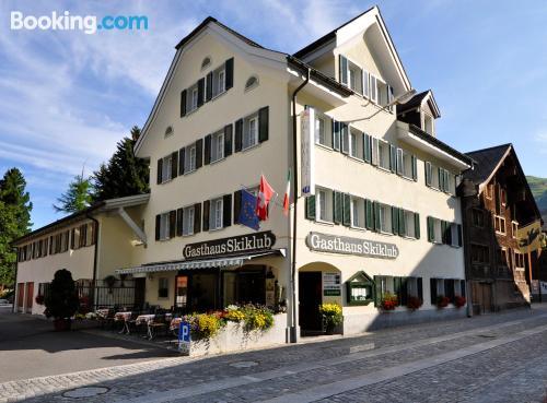 Apartamento con terraza y conexión a internet en Andermatt. ¡29m2!