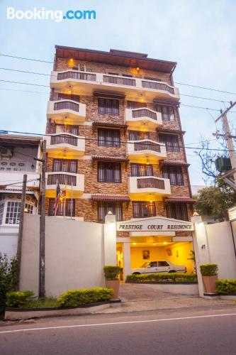 Two room apartment in Mount Lavinia. 84m2!