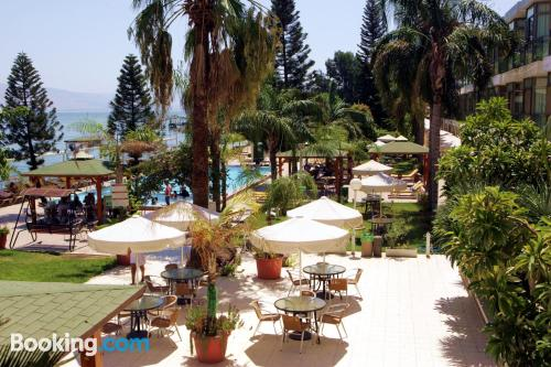 Apartment with wifi. Enjoy your swimming pool in Tiberias!