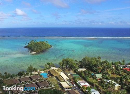 Apartamento con terraza en Rarotonga