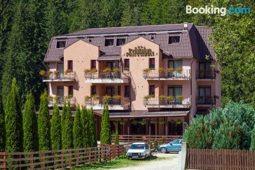 Place in Poiana Brasov. Great for 2!