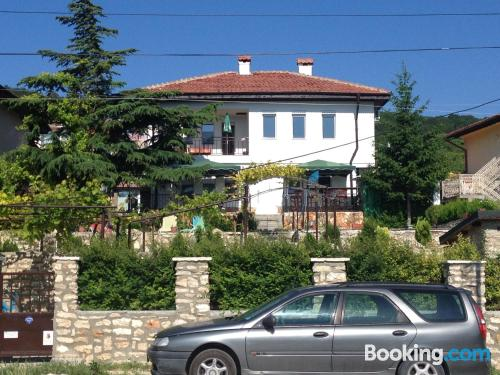 Stay cool: air place in Balchik with terrace