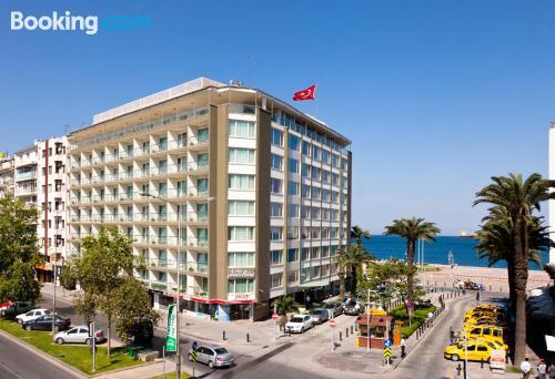 One bedroom apartment in Izmir with terrace