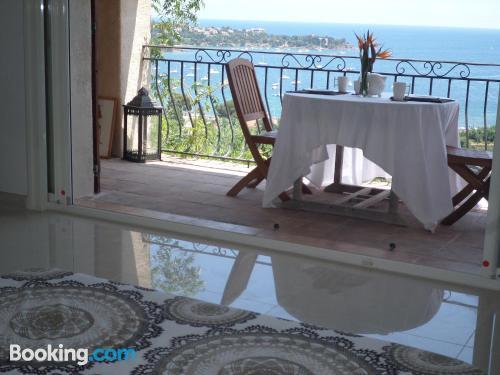 Apartamento con terraza en Agay - Saint Raphael