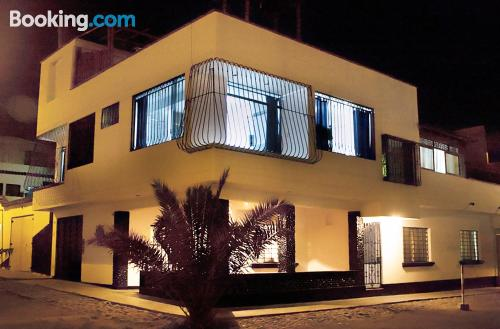 Apartamento para una persona en Punta Hermosa