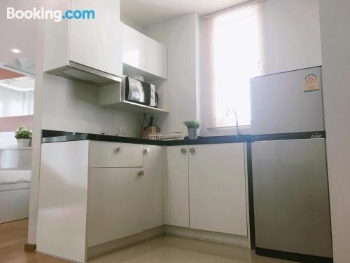 Apartamento de 37m2 en Hua Hin con piscina