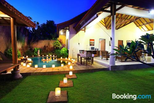 Stay in Legian for six or more
