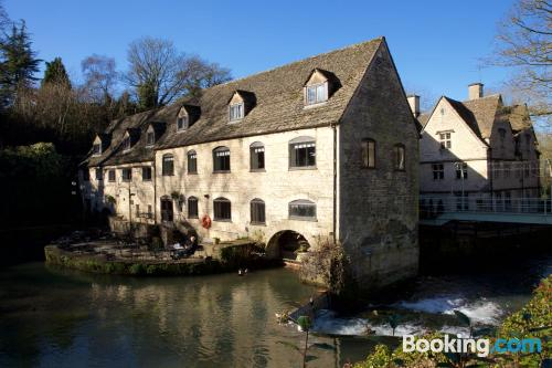 Good choice one bedroom apartment. Nailsworth calling!