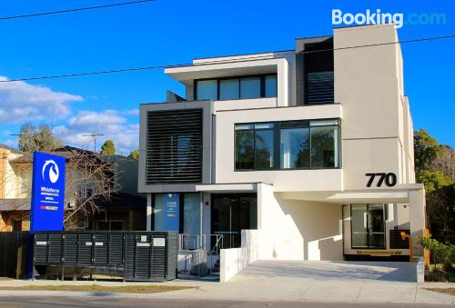 Home in Box Hill with terrace