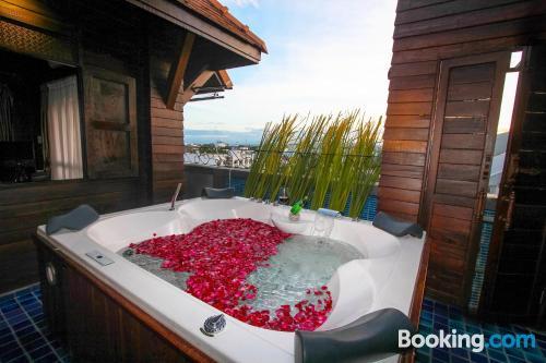 Apartamento con piscina en Chiang Mai