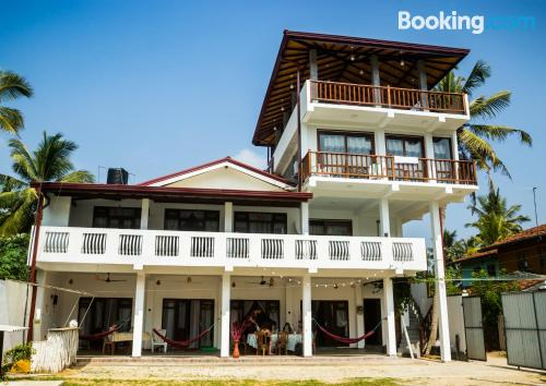 Small apartment in Weligama with terrace