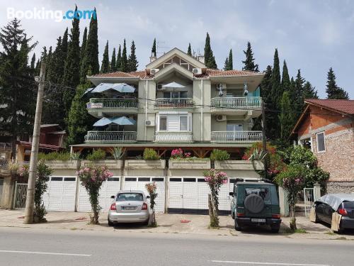 1 bedroom apartment in Star Dojran with terrace