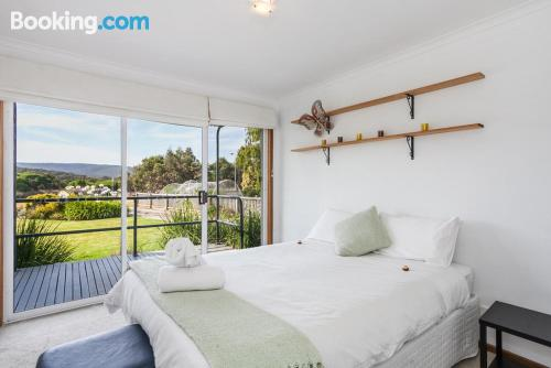Apartamento con terraza en Aireys Inlet