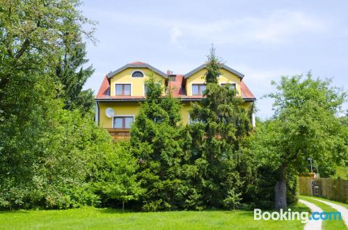 Apartamento con terraza en Gablitz