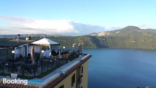 Place in Castel gandolfo in incredible location