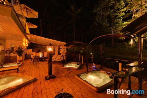 26m2 home in Sainte-Agathe-des-Monts with terrace