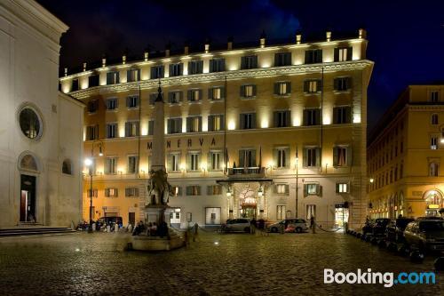 Apartamento de 80m2 en Roma con vistas.