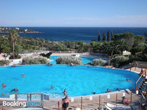 Apartment for groups in Agay - Saint Raphael with wifi and terrace