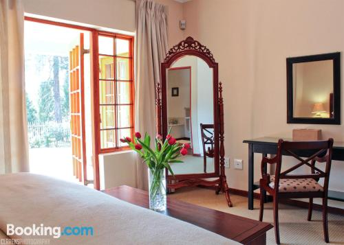 Apartamento en buena zona con terraza en Clarens