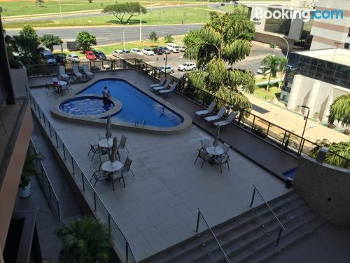 Apartamento en Brasilia. ¡Piscina!