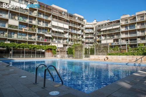 Apartamento en Barcelona con terraza