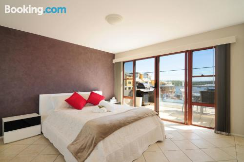 Apartment with terrace. Huskisson at your hands!