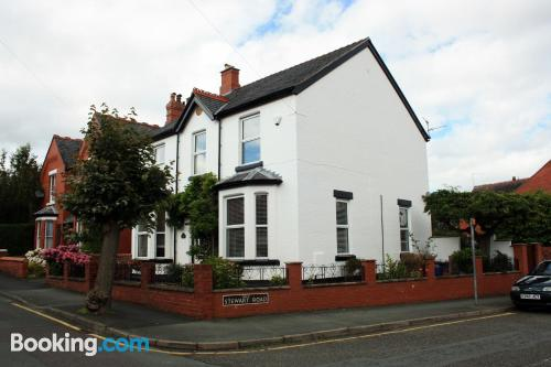 Apartment in Oswestry. For 2