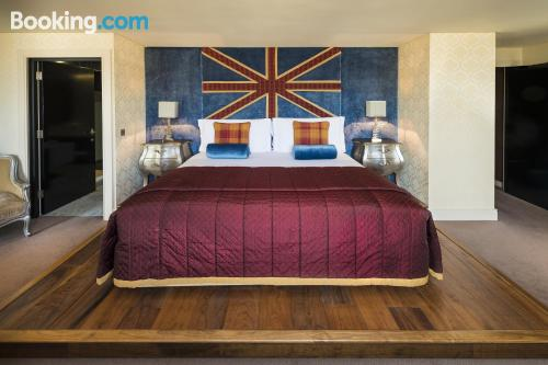 1 bedroom apartment in London with terrace