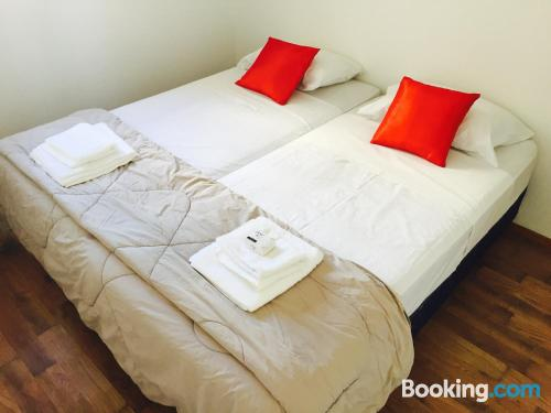 Place for 2 in Bahia Blanca. 42m2!