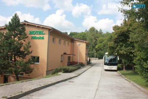 Apartamento en Bojnice con vistas