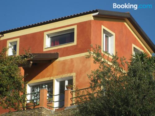 Alassio place in superb location