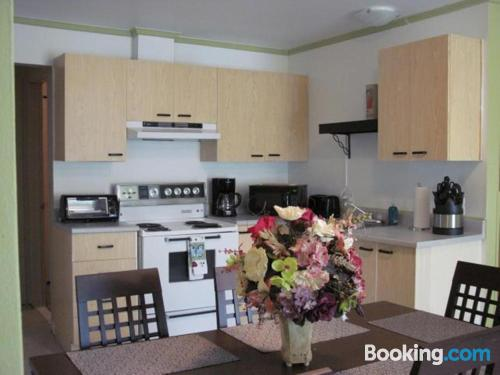 1 bedroom apartment in La Tuque with wifi