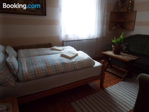 Práctico apartamento en Cserkeszőlő con calefacción