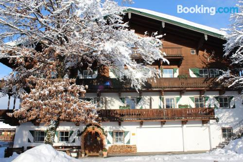 One bedroom apartment in Kitzbühel with heating